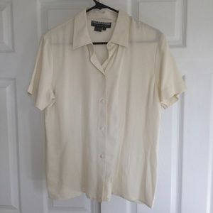 Barrie Pace silk blouse 10